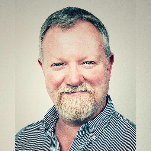 Speaker - Glen Mulcahy